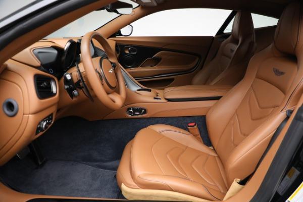 New 2020 Aston Martin DBS Superleggera Coupe for sale $371,006 at Aston Martin of Greenwich in Greenwich CT 06830 14