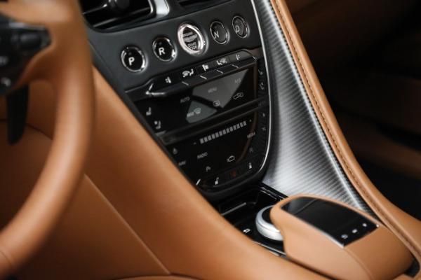 New 2020 Aston Martin DBS Superleggera Coupe for sale $371,006 at Aston Martin of Greenwich in Greenwich CT 06830 18