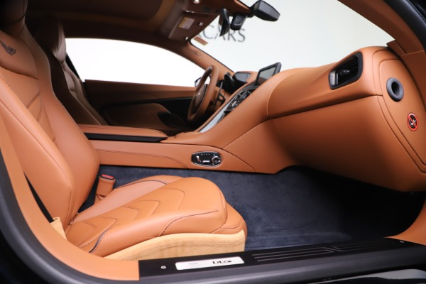 New 2020 Aston Martin DBS Superleggera Coupe for sale $371,006 at Aston Martin of Greenwich in Greenwich CT 06830 19
