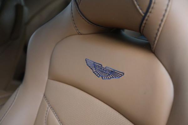 New 2020 Aston Martin DBS Superleggera Coupe for sale $371,006 at Aston Martin of Greenwich in Greenwich CT 06830 20
