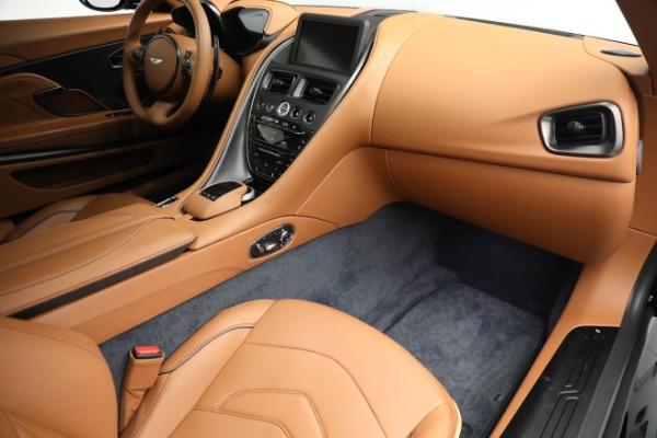 New 2020 Aston Martin DBS Superleggera Coupe for sale $371,006 at Aston Martin of Greenwich in Greenwich CT 06830 26