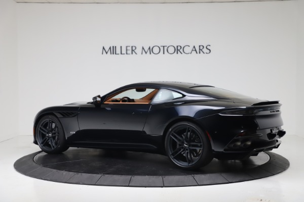 New 2020 Aston Martin DBS Superleggera Coupe for sale $371,006 at Aston Martin of Greenwich in Greenwich CT 06830 4