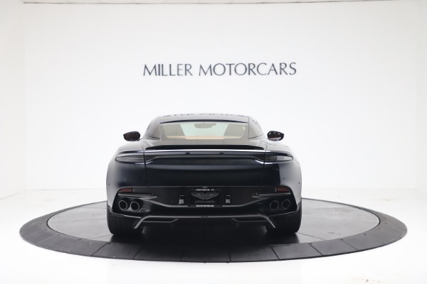New 2020 Aston Martin DBS Superleggera Coupe for sale $371,006 at Aston Martin of Greenwich in Greenwich CT 06830 6