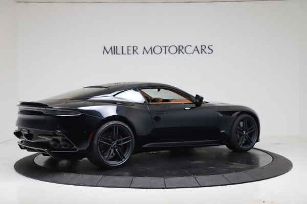 New 2020 Aston Martin DBS Superleggera Coupe for sale $371,006 at Aston Martin of Greenwich in Greenwich CT 06830 8
