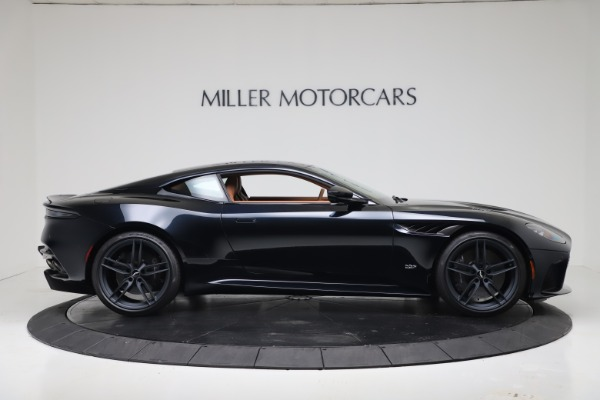 New 2020 Aston Martin DBS Superleggera Coupe for sale $371,006 at Aston Martin of Greenwich in Greenwich CT 06830 9