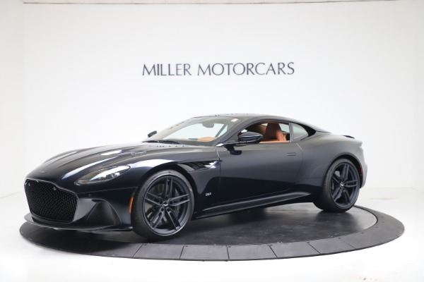 New 2020 Aston Martin DBS Superleggera Coupe for sale $371,006 at Aston Martin of Greenwich in Greenwich CT 06830 1