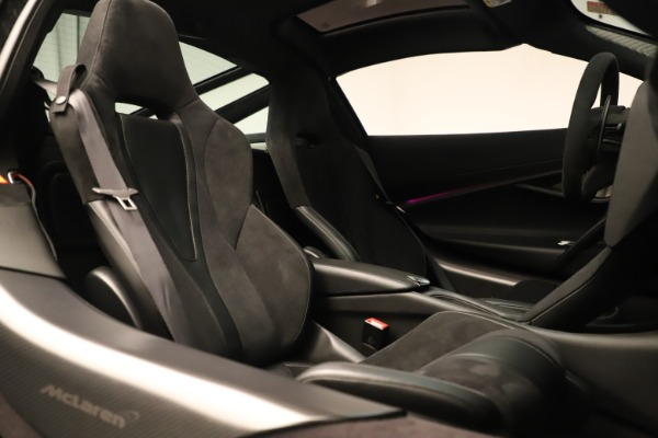 Used 2018 McLaren 720S Coupe for sale Sold at Aston Martin of Greenwich in Greenwich CT 06830 21