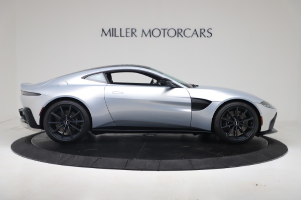 New 2020 Aston Martin Vantage Coupe for sale Sold at Aston Martin of Greenwich in Greenwich CT 06830 12