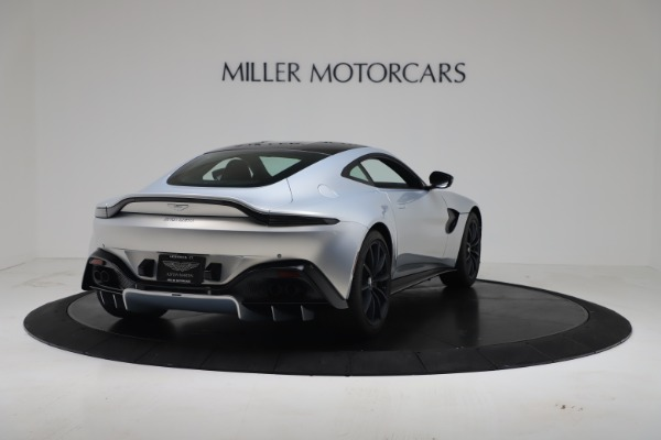 New 2020 Aston Martin Vantage Coupe for sale Sold at Aston Martin of Greenwich in Greenwich CT 06830 16