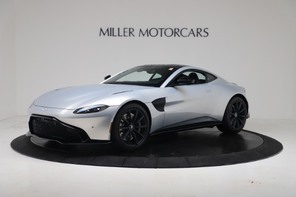 New 2020 Aston Martin Vantage Coupe for sale Sold at Aston Martin of Greenwich in Greenwich CT 06830 2