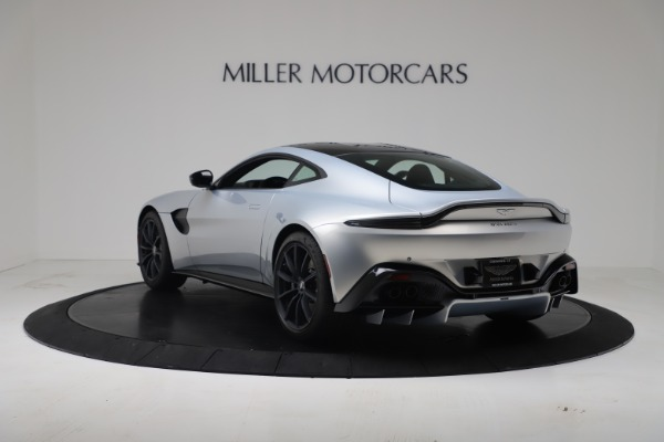 New 2020 Aston Martin Vantage Coupe for sale Sold at Aston Martin of Greenwich in Greenwich CT 06830 21