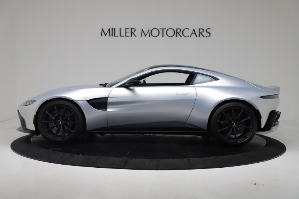 New 2020 Aston Martin Vantage Coupe for sale Sold at Aston Martin of Greenwich in Greenwich CT 06830 24