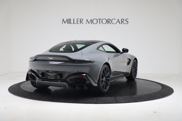 New 2020 Aston Martin Vantage Coupe for sale Sold at Aston Martin of Greenwich in Greenwich CT 06830 15