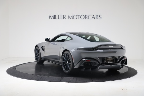 New 2020 Aston Martin Vantage Coupe for sale Sold at Aston Martin of Greenwich in Greenwich CT 06830 20