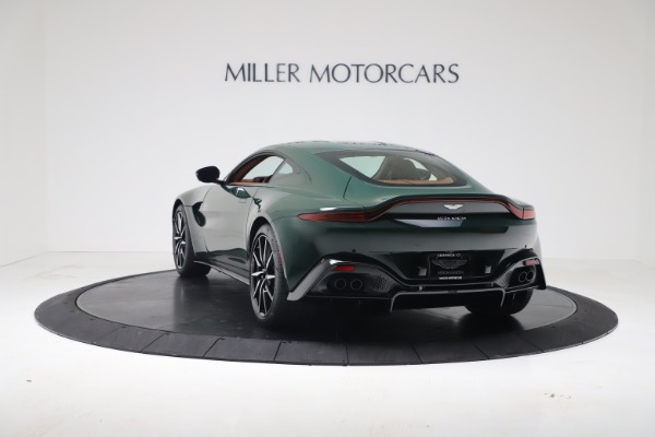 New 2020 Aston Martin Vantage Coupe for sale $191,684 at Aston Martin of Greenwich in Greenwich CT 06830 10