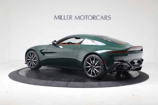 New 2020 Aston Martin Vantage Coupe for sale $191,684 at Aston Martin of Greenwich in Greenwich CT 06830 11