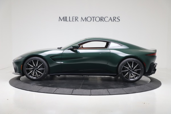New 2020 Aston Martin Vantage Coupe for sale $191,684 at Aston Martin of Greenwich in Greenwich CT 06830 12