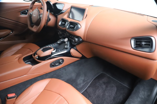 New 2020 Aston Martin Vantage Coupe for sale $191,684 at Aston Martin of Greenwich in Greenwich CT 06830 17