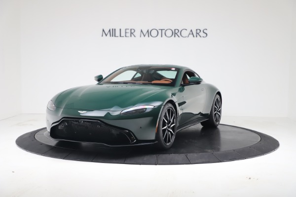 New 2020 Aston Martin Vantage Coupe for sale $191,684 at Aston Martin of Greenwich in Greenwich CT 06830 2