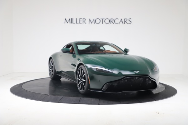 New 2020 Aston Martin Vantage Coupe for sale $191,684 at Aston Martin of Greenwich in Greenwich CT 06830 4