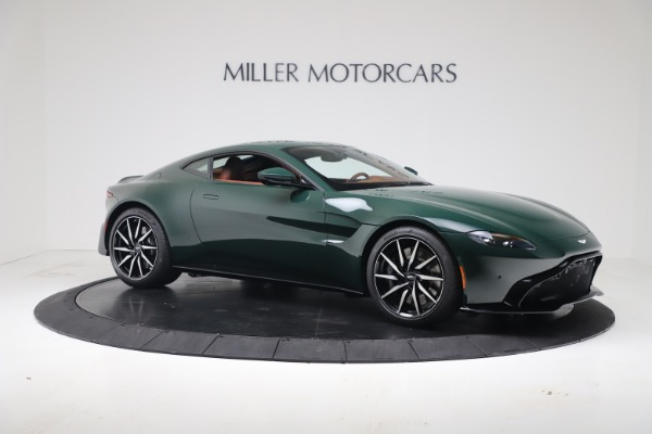 New 2020 Aston Martin Vantage Coupe for sale $191,684 at Aston Martin of Greenwich in Greenwich CT 06830 5