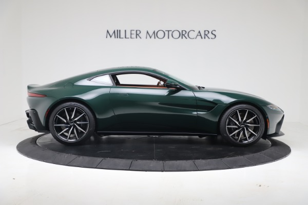 New 2020 Aston Martin Vantage Coupe for sale $191,684 at Aston Martin of Greenwich in Greenwich CT 06830 6