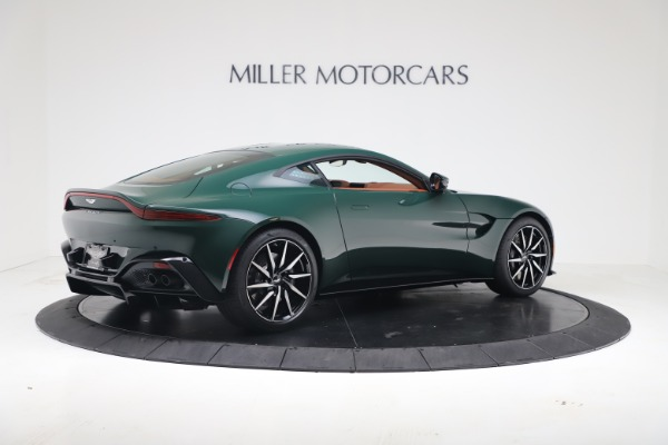New 2020 Aston Martin Vantage Coupe for sale $191,684 at Aston Martin of Greenwich in Greenwich CT 06830 7