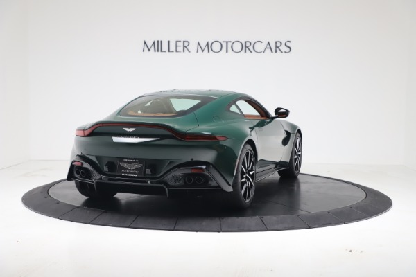 New 2020 Aston Martin Vantage Coupe for sale $191,684 at Aston Martin of Greenwich in Greenwich CT 06830 8