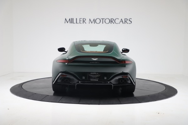 New 2020 Aston Martin Vantage Coupe for sale $191,684 at Aston Martin of Greenwich in Greenwich CT 06830 9