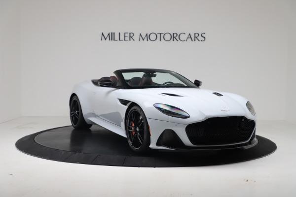 New 2020 Aston Martin DBS Superleggera Volante Convertible for sale Sold at Aston Martin of Greenwich in Greenwich CT 06830 10