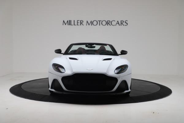 New 2020 Aston Martin DBS Superleggera Volante Convertible for sale Sold at Aston Martin of Greenwich in Greenwich CT 06830 11