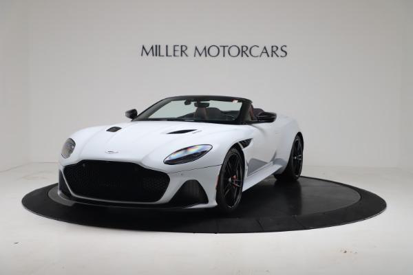 New 2020 Aston Martin DBS Superleggera Volante Convertible for sale Sold at Aston Martin of Greenwich in Greenwich CT 06830 12