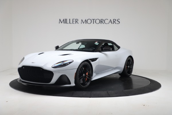 New 2020 Aston Martin DBS Superleggera Volante Convertible for sale Sold at Aston Martin of Greenwich in Greenwich CT 06830 13