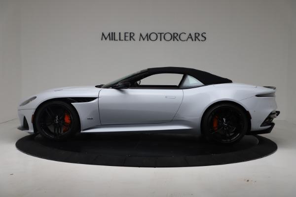 New 2020 Aston Martin DBS Superleggera Volante Convertible for sale Sold at Aston Martin of Greenwich in Greenwich CT 06830 14