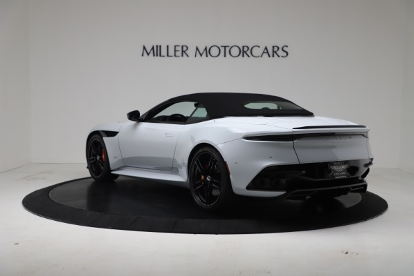 New 2020 Aston Martin DBS Superleggera Volante Convertible for sale Sold at Aston Martin of Greenwich in Greenwich CT 06830 15