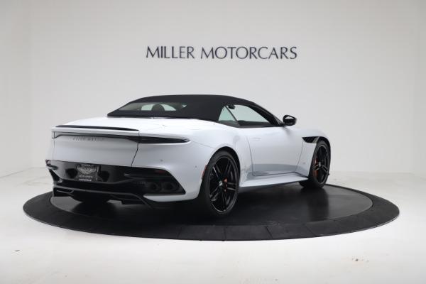 New 2020 Aston Martin DBS Superleggera Volante Convertible for sale Sold at Aston Martin of Greenwich in Greenwich CT 06830 16