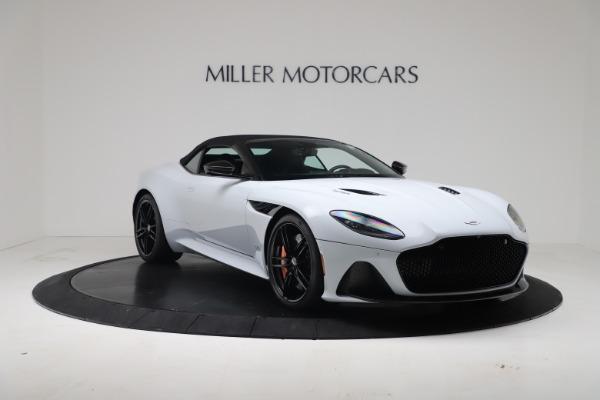 New 2020 Aston Martin DBS Superleggera Volante Convertible for sale Sold at Aston Martin of Greenwich in Greenwich CT 06830 18