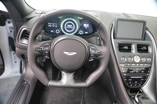 New 2020 Aston Martin DBS Superleggera Volante Convertible for sale Sold at Aston Martin of Greenwich in Greenwich CT 06830 21