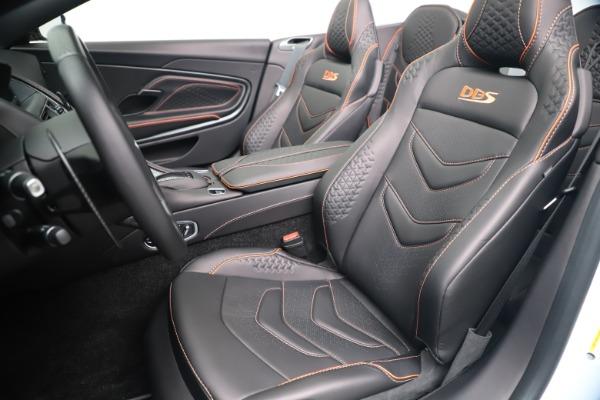 New 2020 Aston Martin DBS Superleggera Volante Convertible for sale Sold at Aston Martin of Greenwich in Greenwich CT 06830 22