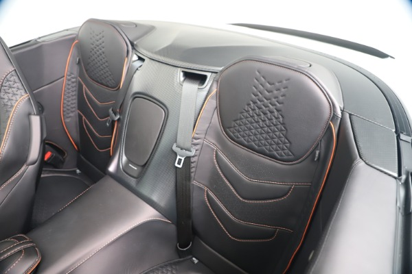 New 2020 Aston Martin DBS Superleggera Volante Convertible for sale Sold at Aston Martin of Greenwich in Greenwich CT 06830 24