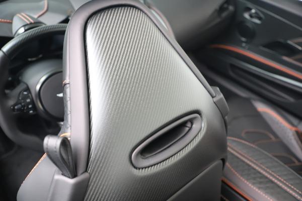New 2020 Aston Martin DBS Superleggera Volante Convertible for sale Sold at Aston Martin of Greenwich in Greenwich CT 06830 26