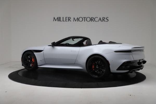 New 2020 Aston Martin DBS Superleggera Volante Convertible for sale Sold at Aston Martin of Greenwich in Greenwich CT 06830 3