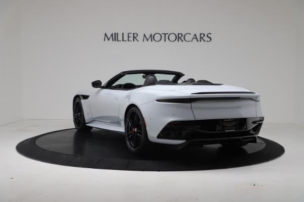 New 2020 Aston Martin DBS Superleggera Volante Convertible for sale Sold at Aston Martin of Greenwich in Greenwich CT 06830 4