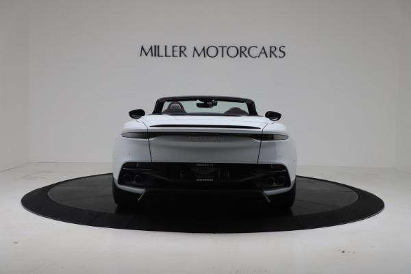 New 2020 Aston Martin DBS Superleggera Volante Convertible for sale Sold at Aston Martin of Greenwich in Greenwich CT 06830 5