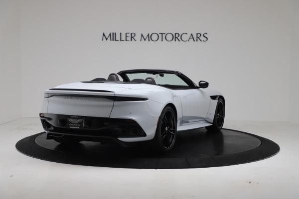 New 2020 Aston Martin DBS Superleggera Volante Convertible for sale Sold at Aston Martin of Greenwich in Greenwich CT 06830 6