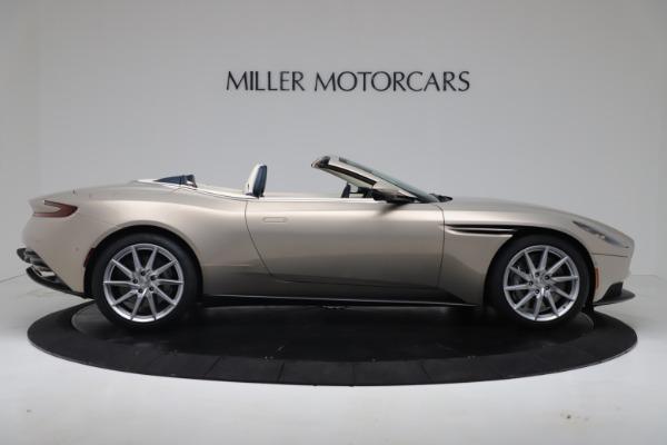 New 2020 Aston Martin DB11 Volante Convertible for sale $255,556 at Aston Martin of Greenwich in Greenwich CT 06830 11