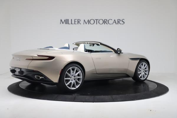 New 2020 Aston Martin DB11 Volante Convertible for sale $255,556 at Aston Martin of Greenwich in Greenwich CT 06830 13