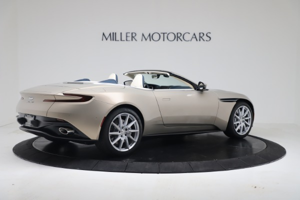 New 2020 Aston Martin DB11 Volante Convertible for sale $255,556 at Aston Martin of Greenwich in Greenwich CT 06830 14