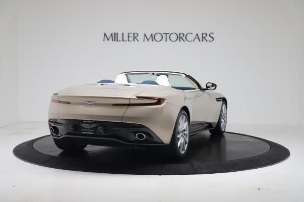 New 2020 Aston Martin DB11 Volante Convertible for sale $255,556 at Aston Martin of Greenwich in Greenwich CT 06830 15