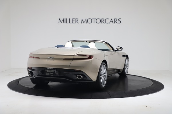 New 2020 Aston Martin DB11 Volante Convertible for sale $255,556 at Aston Martin of Greenwich in Greenwich CT 06830 16